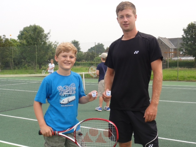 Coaching for all ages and levels with James and Alex.
