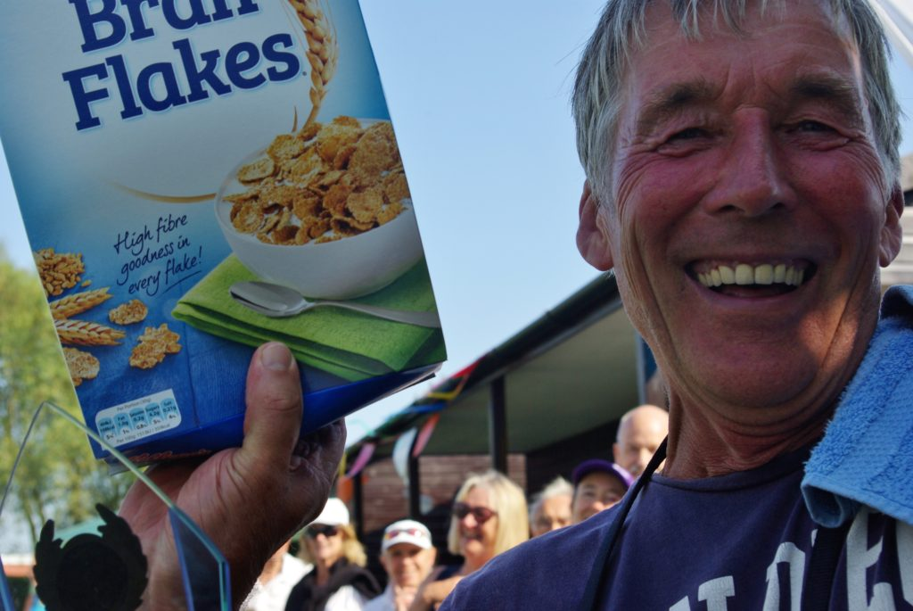 gordon read and bran flakes